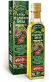Zeder-Nuss-Öl, Kaltgepresst, Herkunft Altai Sibirien, 500 ml.