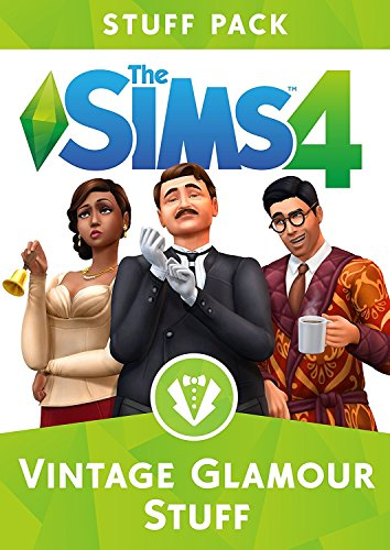 THE SIMS 4 Vintage Glamour Stuff Edition DLC |PC Origin Instant Access