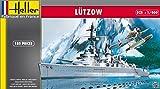 Heller - 81047 - Maqueta para construir - Lützow - 1/400