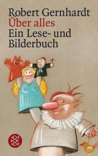 Buchcover Über alles: Ein Lese- und Bilderbuch
