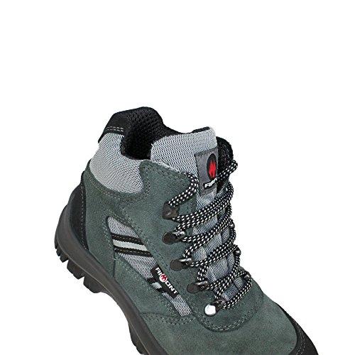 Aimont palaos s1P sRC chaussures de travail chaussures chaussures berufsschuhe businessschuhe (vert) Vert