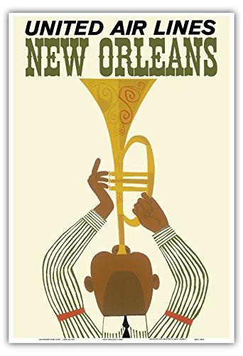 la-nouvelle-orleans-jazz-trompettiste-united-air-lines-vintage-airline-travel-poster-c1960s-reproduc