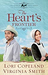 The Heart's Frontier (The Amish of Apple Grove) by Lori Copeland (2012-05-16)
