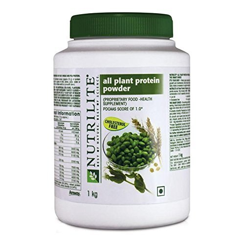 Amway Nutrilite Protein Powder(1Kg, 10% Off On Dap Pack)  available at amazon for Rs.3390