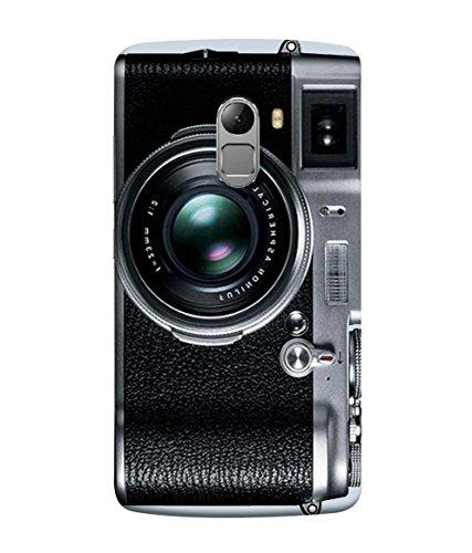 Samken Digital Camera Front Designer Printed Back Cover Case For Mobile Phone :: Lenovo Vibe K4 Note :: A7010a48 :: A7010 :: Lenovo Vibe X3 Lite :: (Printed, Slim Fit, Shock Proof, Hard Plastic, Matte Finish)