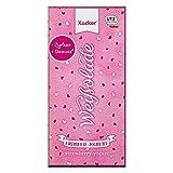 Xucker 5er Pack Schokolade ohne Zuckerzusatz mit Xylit, Erdbeer-Joghurt Geschmack, 5 x 100g...