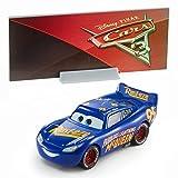Mattel - Hot Wheels FLB57. Cars 3. Fabuloso Rayo McQueen.