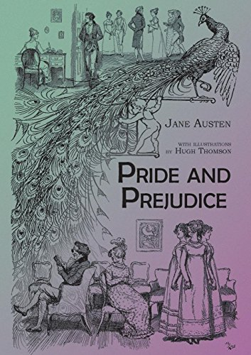 Pride and Prejudice (An Illustrated Collection of Classic Books) por Jane Austen