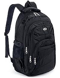 49a45686278ef UTO Wasserdichte Oxford Tuch Rucksack Camp Wandern Rucksack Reisetasche  Umhängetasche Atmungsaktive Schultergurte Große Kapazität