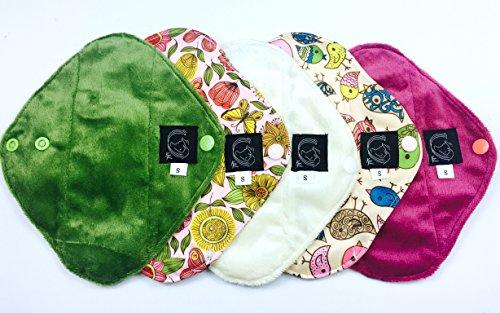 Panty Liner 5confezioni, tinta unita o con motivo decorativo, Panty