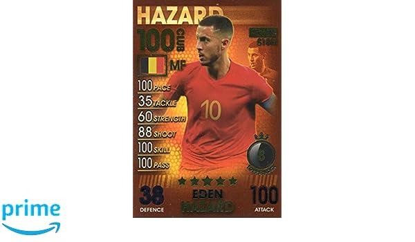 Match Attax 101 Luka Modric 100 Club Trading-Karte Kroatien