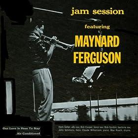 Jam Session Featuring Maynard Ferguson