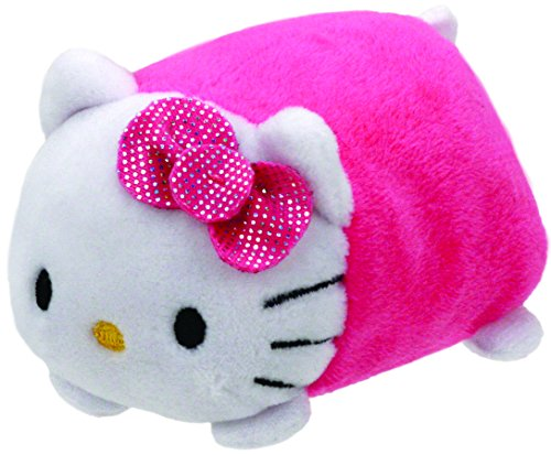Teeny Ty Hello Kitty - Pink - 10cm 4""