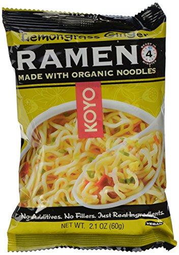 Koyo - Ramen Noodles citronella Ginger -