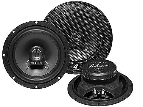 Hifonics Auto Lautsprecher 2 Wege Koax 360 Watt VW Golf III 3 alle Einbauort vorne : Türen / hinten : Türen