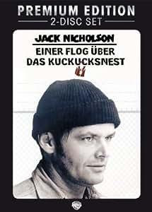 Einer flog über das Kuckucksnest (Premium Edition) [2 DVDs]