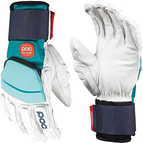 poc-super-palm-comp-julia-guantes-para-ski-unisex-color-blanco-tamano-xs