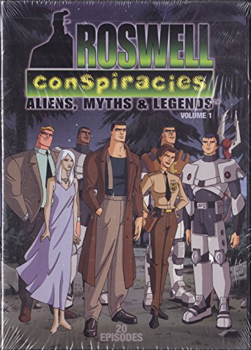 Aliens, Myths & Legends, Vol. 1