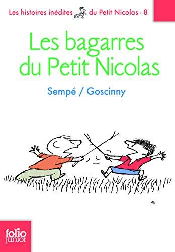Les histoires inédites du Petit Nicolas, 8:Les bagarres du Petit Nicolas