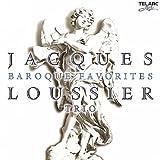Songtexte von Jacques Loussier Trio - Baroque Favorites