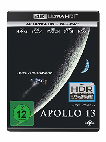 Apollo 13 (4K Ultra HD) (+ Blu-ray 2D)