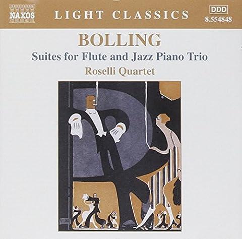 Suites für Flöte und Jazz-Trio