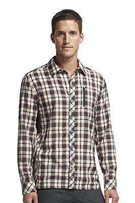 Icebreaker Herren Hemd langarm Compass Long Sleeve Shirt Plaid von Icebreaker bei Outdoor Shop