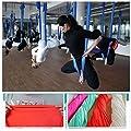 Tubayia Yoga Yogagurte Schwerkrafttrainer Hängematte Swing Sling Yoga Hammock Für Pilates Gymnastik