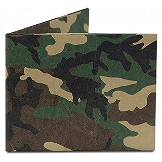 Wallet Brieftasche - Camo