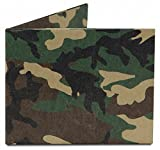 Wallet Brieftasche - Camo