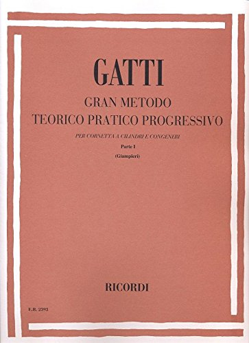 GRAN METODO TEORICO PRATICO PROGRESSIVO - PARTE I