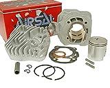 70 ccm Alu Sport Zylinder Kit - AIRSAL - Peugeot Speedfight 1 2 AC, Speedake, Looxor, SV