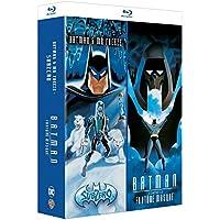 Batman Films animés - Collection de 2 films - Coffret DVD - DC COMICS