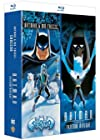 Batman Films animés - Collection de 2 films - Coffret DVD - DC COMICS [Blu-ray]