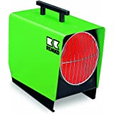 Remko PGM 30 115300 - Calefactor de gas (10 - 26 KW)