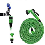 Best Garden Hoses - Dhyani E Store 75 Feet Car Washer Expandable Review
