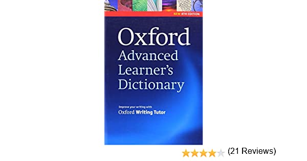 Paperback Copertina flessibil 8th Edition Oxford Advanced Learner/'s Dictionary