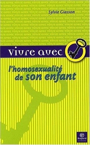 Vivre avec l'homosexualité de son enfant