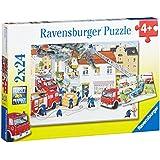 Ravensburger 08851 - Bei der Feuerwehr