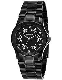 Austere Adrial Black Dial Women's Watch (WADL-020202)