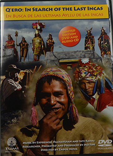 Preisvergleich Produktbild Pachatusan / Intiraymi - Q'ero - In Search Of The Last Incas [UK Import]