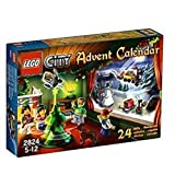 LEGO City - 2824 - Adventskalender - 2010
