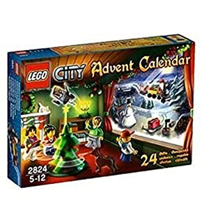 LEGO City 2824: Advent Calendar 2010