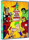 PHINEAS Y F: MISION MARVEL [DVD] en Castellano
