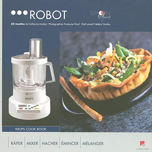Robot krups cook book - 50 recettes