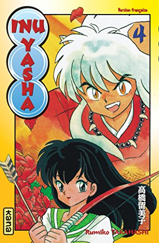 Inu-Yasha, tome 4 par Rumiko Takahashi