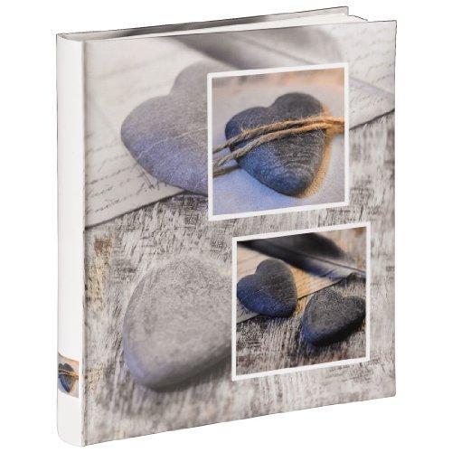 Hama album porta foto catania, 29x32 cm, 60 pagine, multicolore