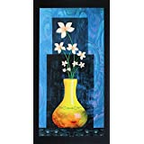 Incredible 'Flower Floral' Painting (Synthetic, 15 Cm X 3 Cm X 38 Cm)