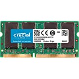 Crucial CT12864X335 1Go DDR 333MHz (PC2700) SODIMM 200-Pin