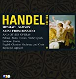 Handel Edition Volume 4 - Samson, Messiah & Arias From Rinaldo, Serse Etc